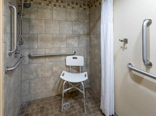 GH Rochester-Room 111-ADA Shower