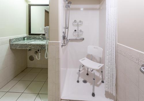 gs beaver dam-ada shower
